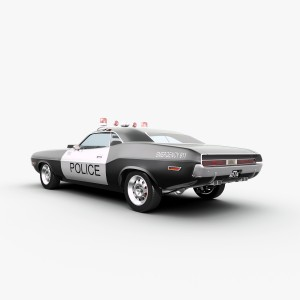 Challenger T/A police